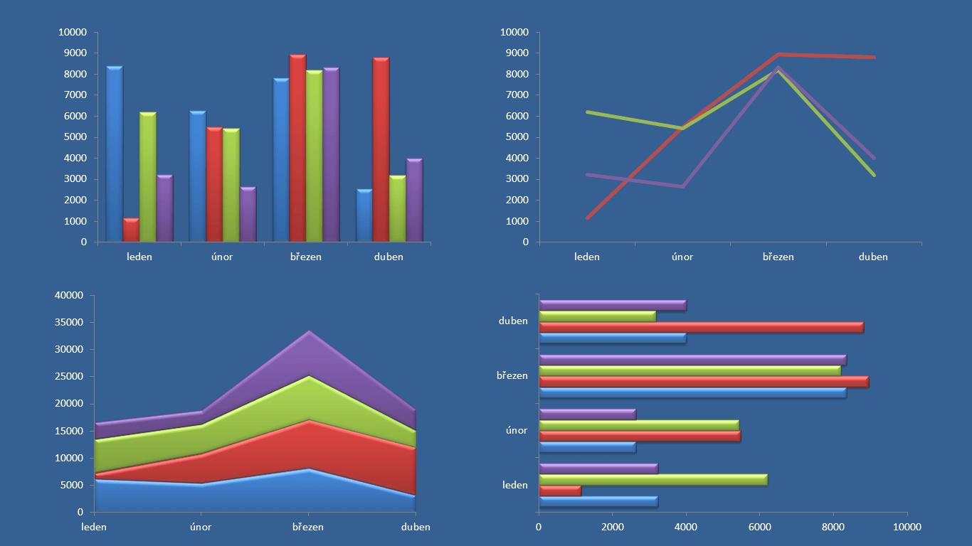 Excel Board - po spuštění (skutečný full screen)