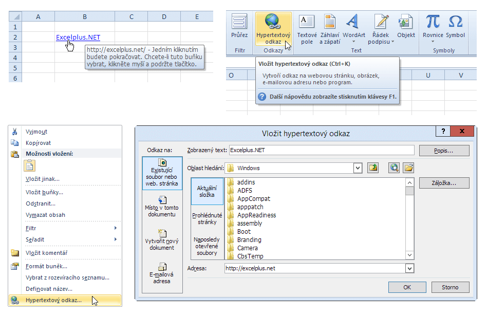 Hypertextový odkaz
