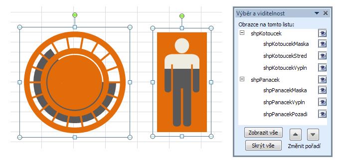 Infografika v Excelu - vše pohromadě