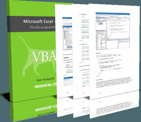 Excel - VBA - příručka