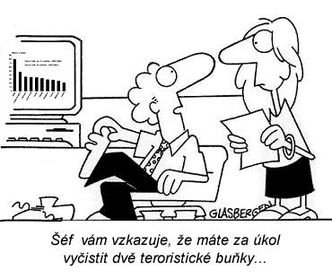 Excelový vtip