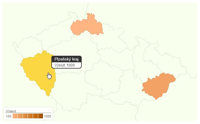 Google mapy - geomapa
