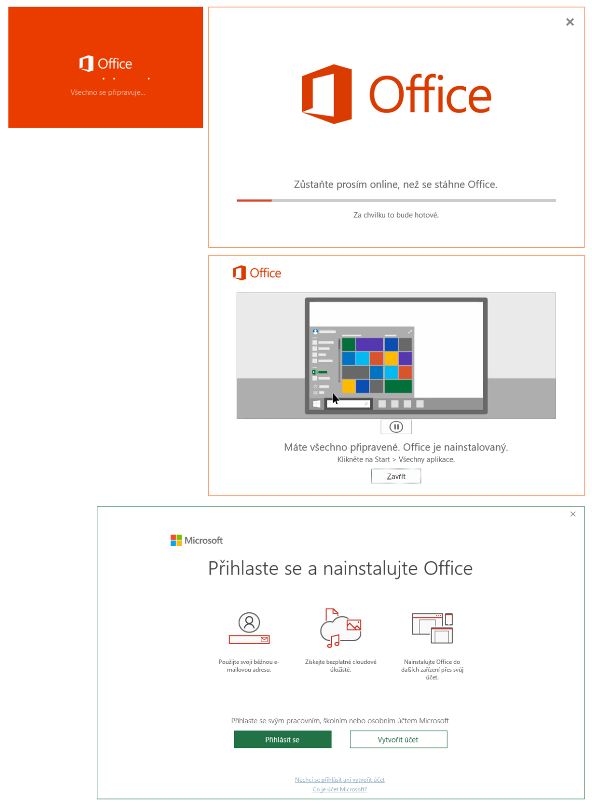 Office 2016 - instalátor