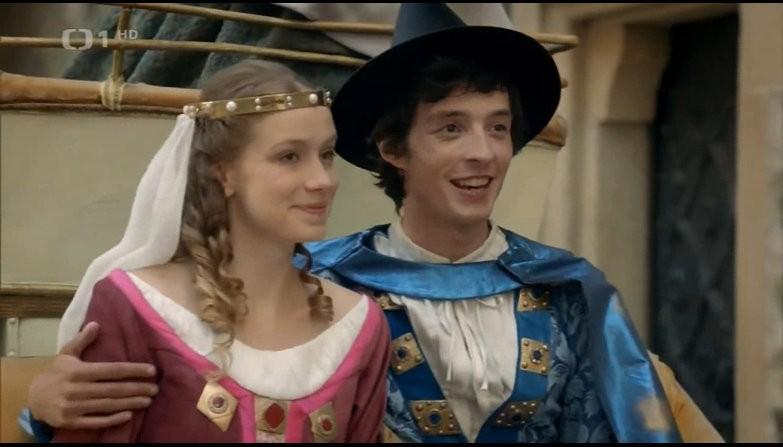 Kouzelník Žito (a nebo jsme v pohádce O princezně, která ráčkovala?)