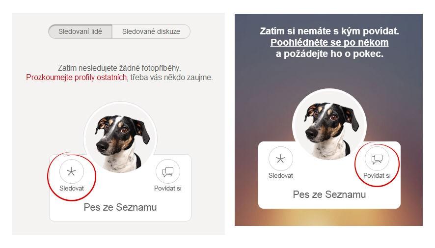 Lide.cz - sledování