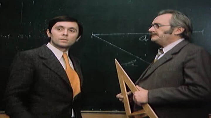 Marečku, podejte mi pero - geometrická úloha